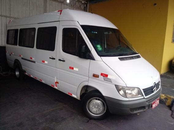 Mercedes-benz Sprinter Van 2.2 Cdi 413 28 Lug
