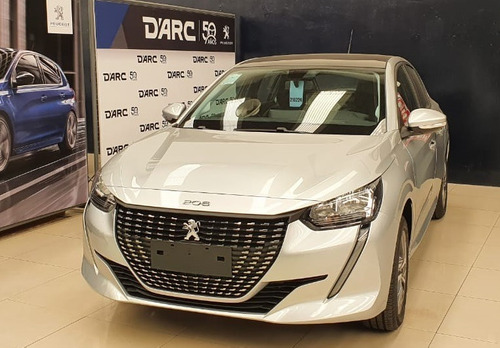 Peugeot 208 Allure 0km Entrega Inmediata - Darc Autos