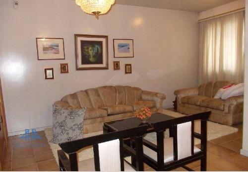 Imagem 1 de 15 de Casa Com 4 Dormitórios À Venda, 383 M² Por R$ 1.500.000,00 - Centro - Florianópolis/sc - Ca0123