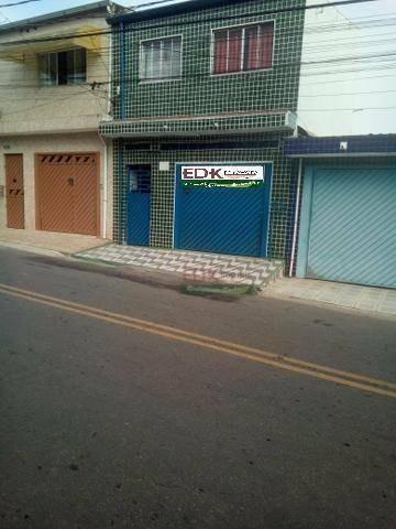 Casa Com 28 Dormitórios À Venda, 450 M² Por R$ 647.000 - Jardim Bom Recanto - Mauá/sp - Ca5306