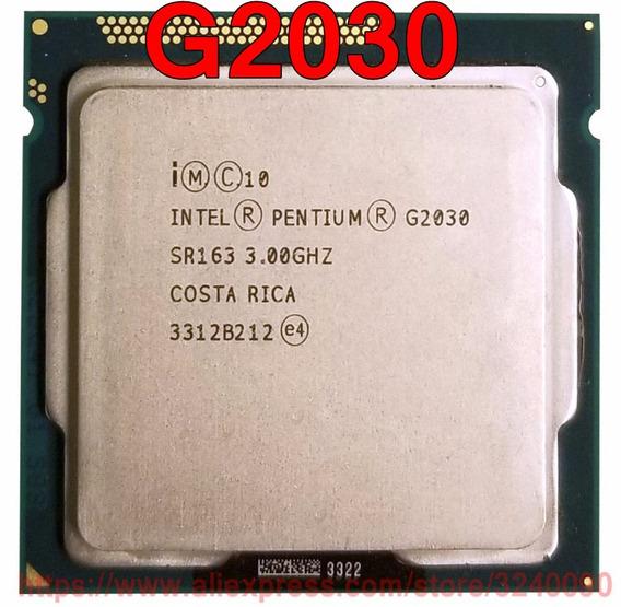 Processador Pentium Dual Core 1155 G2030 3,0 Ghz