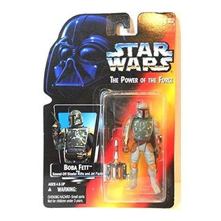 Star Wars, El Poder De La Fuerza, Tarjeta Roja, Figura De Ac