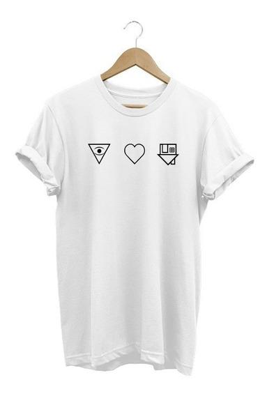 Camiseta Masculina The Neighbourhood | Símbolos