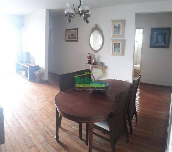 Apartamento Com 3 Dormitórios Para Venda, 100 M² Por R$ 580.000,00 - Graças - Recife/pe - Ap1136