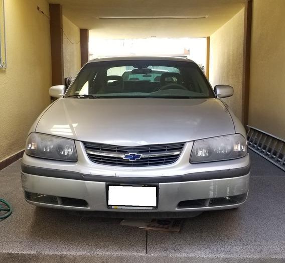 Chevrolet Impala Ls 2001 Extraordinario