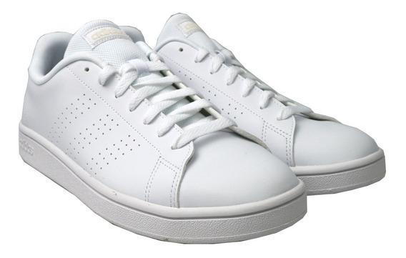 Tenis adidas Hombre Blanco Advantage Base Ee7692