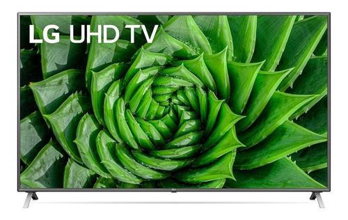 Imagem 1 de 6 de Smart Tv LG Ai Thinq 75un8000psb Led 4k 75