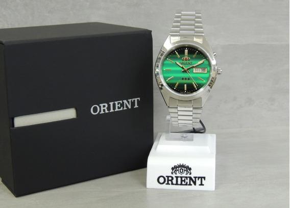 Relógio Masculino Orient Automático 469wa3 E1sx- Nf