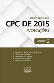 Cpc De 2015 - Inovações - Vol. 2