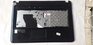Carcaça Base Teclado Notebook Positivo 7400 Sim+ A684