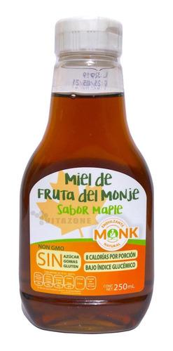 Imagen 1 de 2 de Miel Sabor Maple De Fruta Del Monje Sustituto De Azúcar