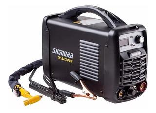 Maquina Soldar Tig Mma 2 En 1 Shimura Dual 160 Amp Inverter