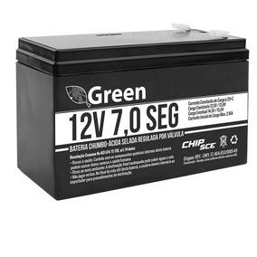 Bateria Selada Green 12v 7ah
