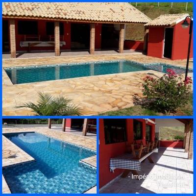 Vende Chacara 3.000m2 -piscina-boa Vista-igaratá 380 Mil