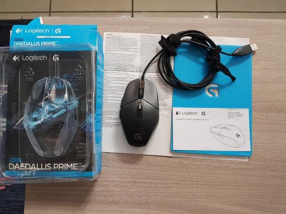 Mouse Logitech G302 Daedalus Prime Edition