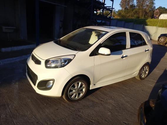 Sucata Kia Picanto 1.0 3cc Automatico 2013