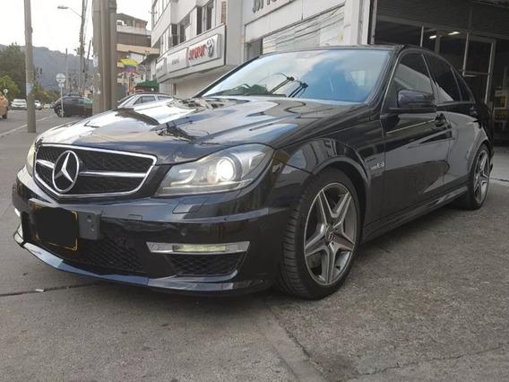 Mercedes Benz C63amg 2012