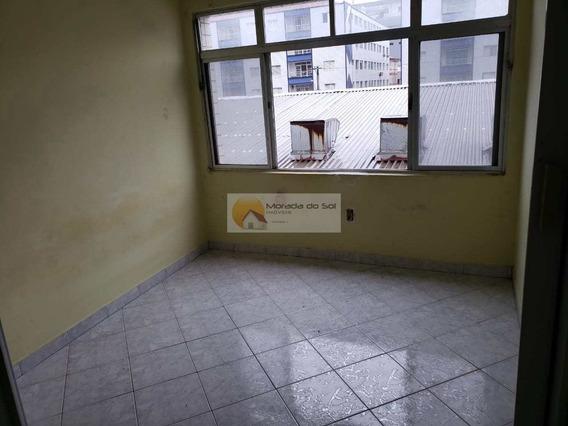 Kitnet, Boqueirão, Praia Grande - R$ 110 Mil, Cod: 5203 - V5203