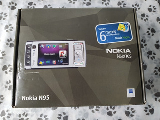 Nokia N95 Nseries Completo