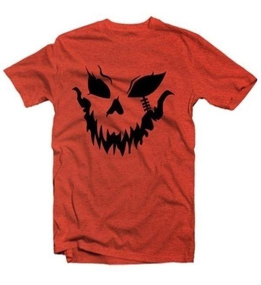 Playeras Halloween - Peliculas De Terror - 22 Diseños Disp