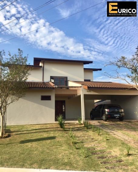 Casa Sobrado Para Locação No Condominio Villagio Capriccio Em Louveira. - Ca01805 - 34366813