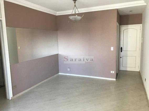 Apartamento Com 3 Dormitórios Para Alugar, 90 M² Por R$ 2.000/mês - Vila Marlene - São Bernardo Do Campo/sp - Ap1363