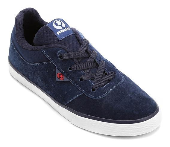 Tênis Skateboard Drop Dead Slash 43 Azul Marinho