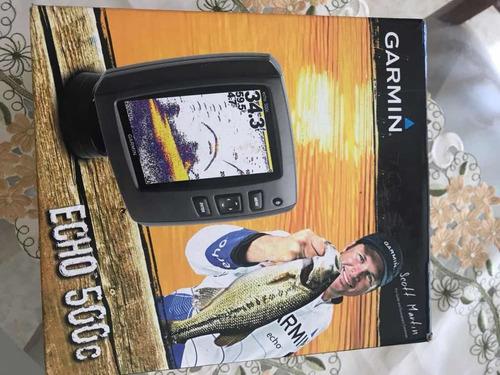 Sonar Echo 500c Garmin - Sonda De Pesca.