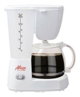 Cafetera Eléctrica Altezza 12 Tazas Blanca Acm-5309