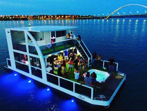 Boat House Reali Novo Conceito De Embarcação!!