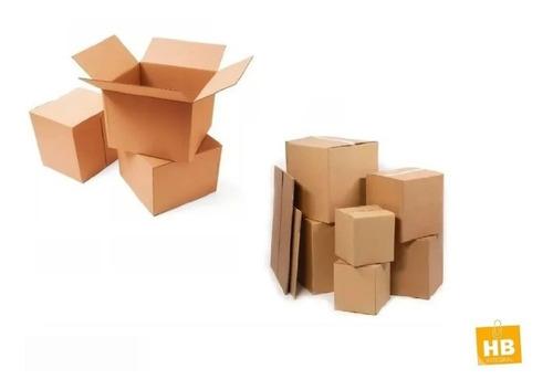 Caja Carton Mudanza Grande Embalaje 60x40x40 Reforzada X10u