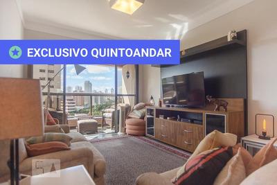 Apartamento No 6º Andar Mobiliado Com 3 Dormitórios E 2 Garagens - Id: 892893255 - 193255