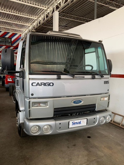 Ford Cargo 815 N 2012 No Chassis