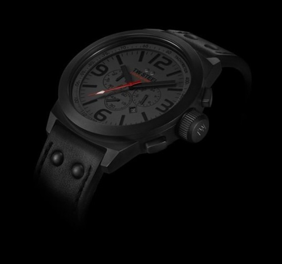 Tw Steel Tw652 Lucas Di Grassi Special Edition 45 Mm Watch