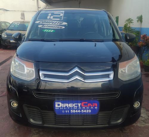 Citroën C3 Picasso 2012 1.6 16v Glx Flex Aut. 5p