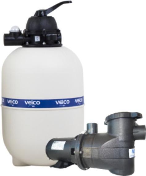 Kit Moto Bomba Bpf 1/2 Pré-filtro E Filtro V-40 Até 55mil L