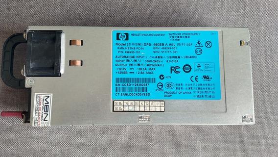 Hp Ml 350 G6 Fonte De Energia 460w