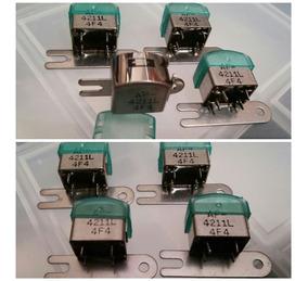 Cabeça Magnética Cabeçote Estéreo Universal Deck Lote 10 Pçs