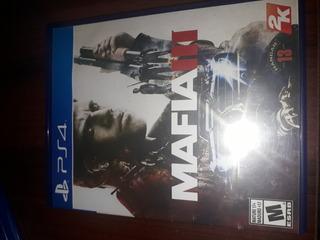 Mafia 3 Ps4 Igual A Nuevo