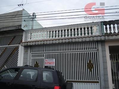 Casa Residencial À Venda, Independência, São Bernardo Do Campo - Ca18200. - Ca18200