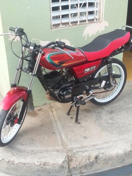 Motor Uamaha Rx115