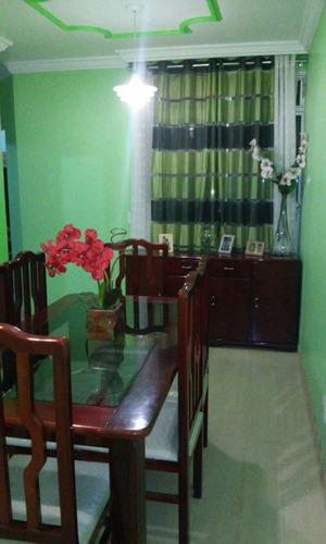 Apartamento Com 3 Quartos Para Comprar No Jardim Riacho Das Pedras Em Contagem/mg - 4412