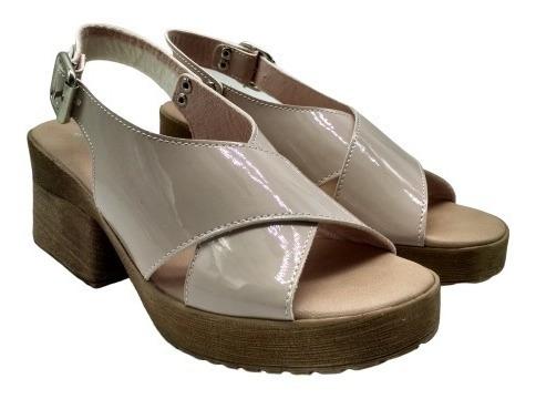 Sandalias Mujer Zapatos Moda Savage Kata-300 Verano 2020