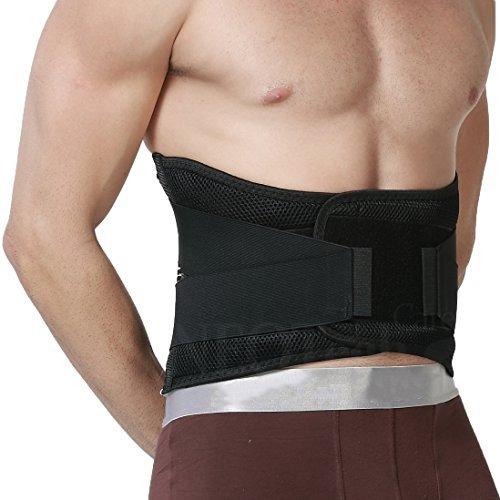 Neotech Care Back Brace - Lumbar Support Belt - Wide Protec