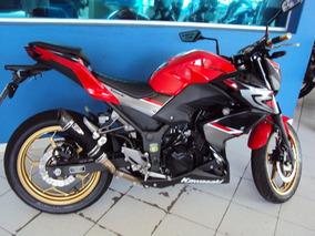 Kawasaki Z300 Abs 17/18 Equipada , Cps Sp