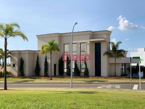 Casa Com 3 Dormitórios À Venda, 310 M² Por R$ 2.490.000,00 - Alphaville - Votorantim/sp - Ca0389