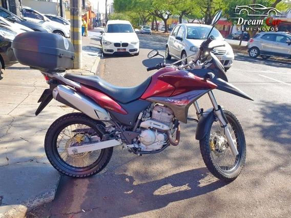 Honda Xre 300 Vermelho 2011