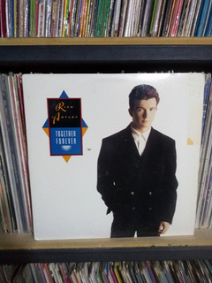 Rick Astley Discos Vinyl Retro Asetato
