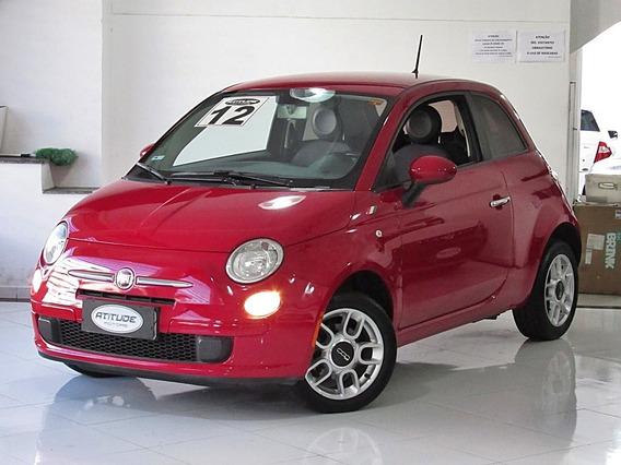 Fiat 500 1.4 Cult 8v Flex 2p Manual 2012