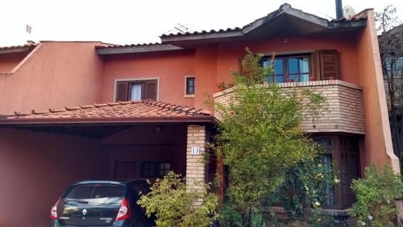 Casa Com 3 Dormitórios À Venda, 174 M² Por R$ 550.000 - Granja Viana - Cotia/sp - Ca0187